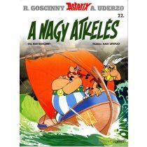 Asterix 22.- A nagy átkelés #képregény