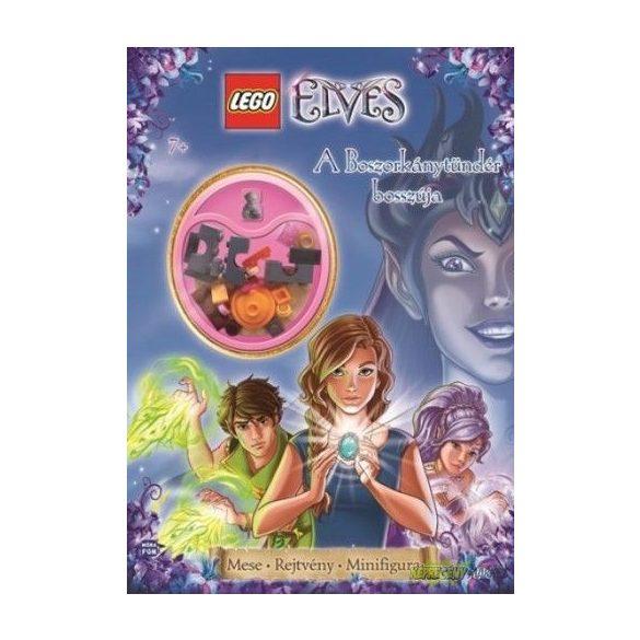LEGO Elves - A Boszorkánytündér bosszúja + ajándék figurával