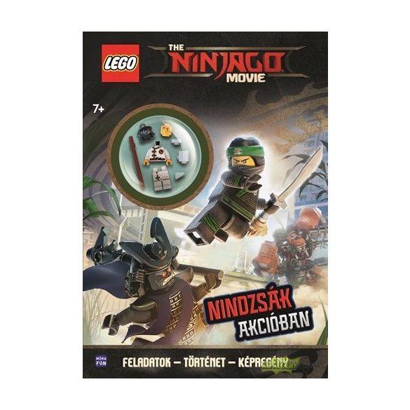 LEGO Ninjago Movie - Nindzsák akcióban