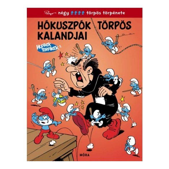 Hupikék Törpikék  - Hókuszpók törpös kalandjai