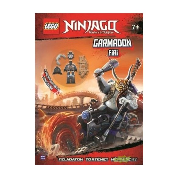 LEGO Ninjago - Gardamon fiai (ajándék minifigurával)