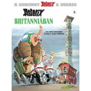 Asterix 8 -Britanniában