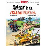 Asterix 37 - Asterix és az itáliai futam