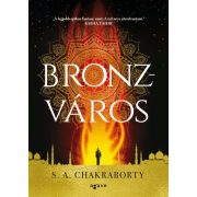 Bronzváros (Fantasy regény)