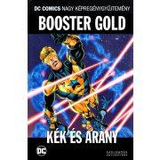 Booster Gold - Kék és arany