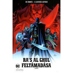 Batman sorozat 57.kötet - Ra's Al Ghul feltámadása 1. kötet