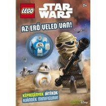 LEGO-Star Wars - Az erő veled van! (figurával)