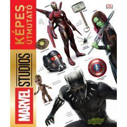 Marvel Studios-Képes útmutató (KÖNYV)
