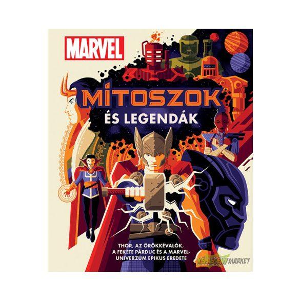 Marvel - Mítoszok és legendák (nem képregény)