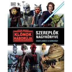 Star Wars - A klónok háborúja: Szereplők nagykönyve