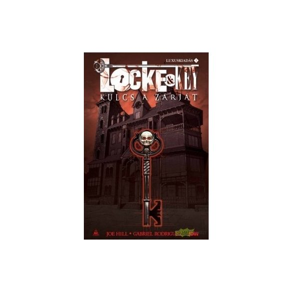 Locke & Key - Kulcs a zárját