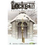 Joe Hill: Locke & Key - Kulcs a zárját 2.