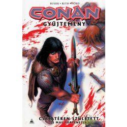 Conan gyűjtemény - Csatatéren született