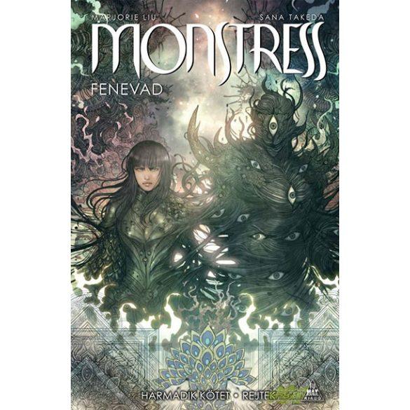 Mostress-Fenevad 3.kötet - Rejtek