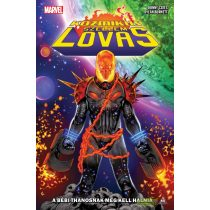 Kozmikus Szellemlovas - A bébi Thanosnak meg kell halnia