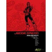 Judge Dredd - Dredd Bíró aktái 01. (fekelte-fehér)