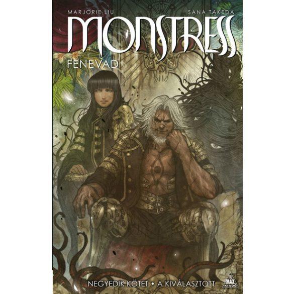 Monstress - Fenevad 4. - A kiválasztott