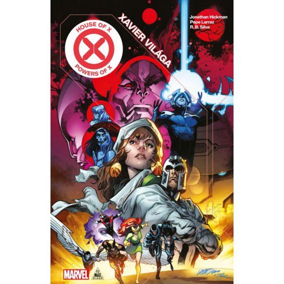 X-Men - Xavier világa / X hatványai