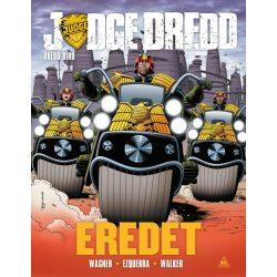 Judge Dredd - Dredd bíró: Eredet
