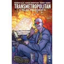 Transmetropolitan - A teljes gyűjtemény 2.