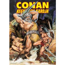 Conan kegyetlen kardja 4.kötet (Várható megjelenés 20211.10.31)