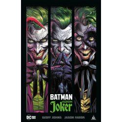 Batman - Három Joker (Várható megjelenés 2021.11.06)