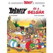 Asterix 24 - Asterix és a belgák