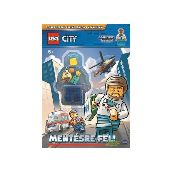 Lego - Mentésre fel!