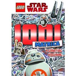 Lego Star Wars - A szövetség visszavág-1000 matrica