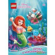 Lego Disney Princess - Játssz együtt a hercegnőkkel!