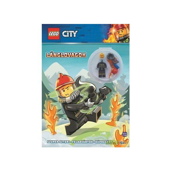 Lego City Lánglovagok