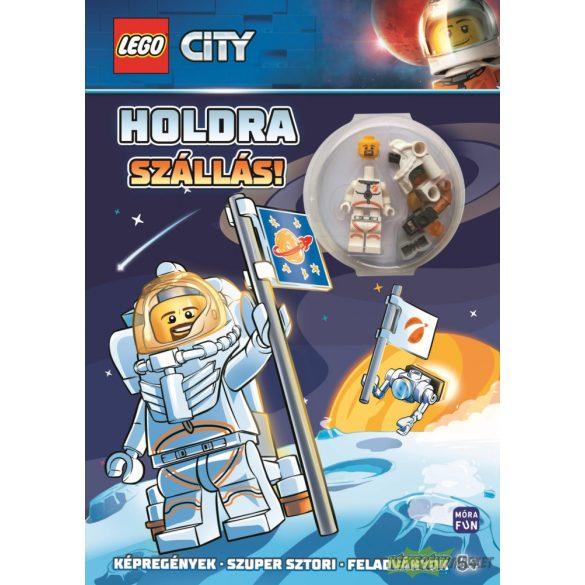 Lego City Holdra szállás!
