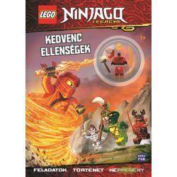 Lego Ninjago - Kedvenc ellenségek