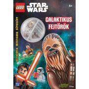 Lego Star Wars - Galaktikus fejtörők