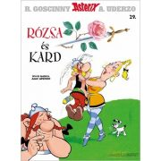 Asterix 29. - Rózsa és kard
