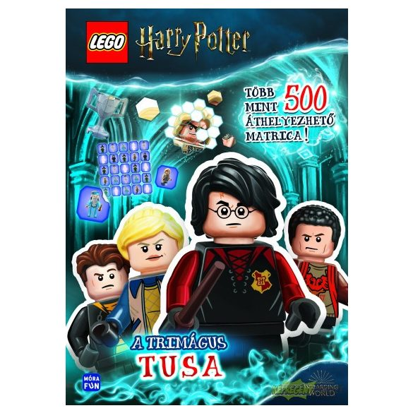 Lego Harry Potter - A trimágus tusa