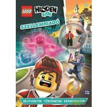 Lego Hidden Side - Szellemriadó