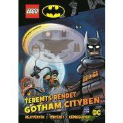 Lego Batman - Teremts rendet Gotham City-ben!