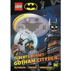 Lego Batman - Teremts rendet Gotham City-ben!