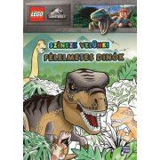 Lego Jurassic World - Színezz velünk