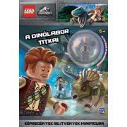 Lego Jurassic World - A Dínólabor tika