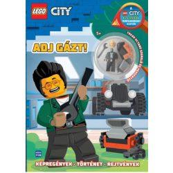 Lego City - Adj gázt