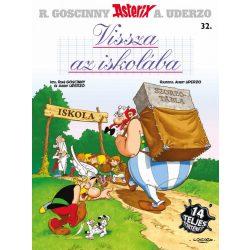 Asterix 32 - Vissza az iskolába