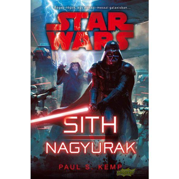 Star Wars - Sith Nagyurak (Regény)