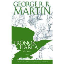 Trónok Harca 2.kötet (keményfedeles)