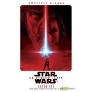 Star Wars: Az utolsó Jedik – filmregény – kemény kötés (Regény)