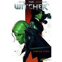 The Witcher 3 -  Varjak átka  #képregény