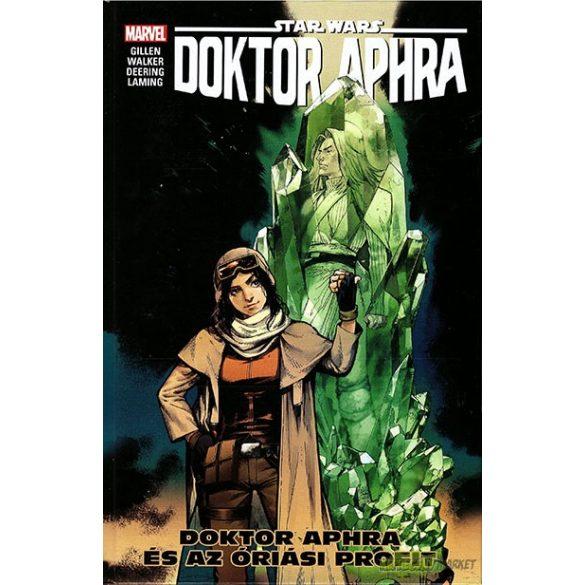 Star Wars: Dokror Aphra - Doktor Aphra és az órási progit