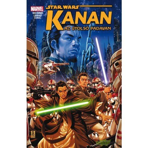 Star Wars- Kanan: Az utolsó padavan