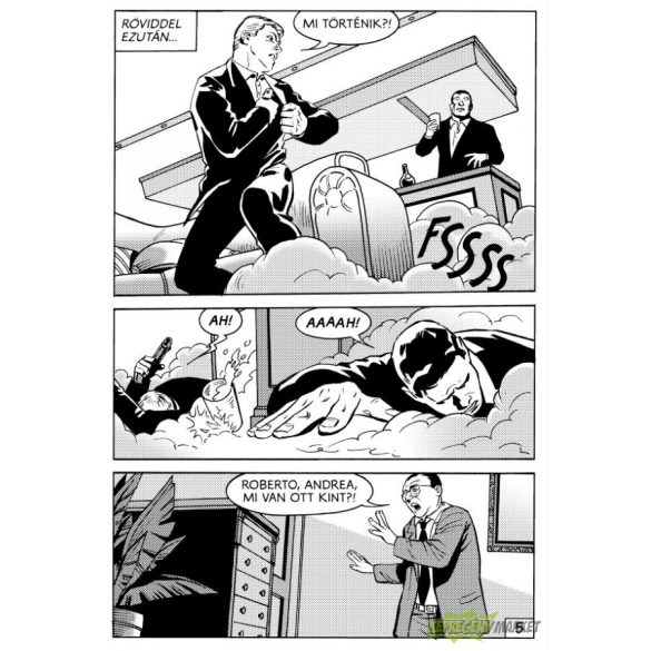 Diabolik 8. - Halálos ítéletek